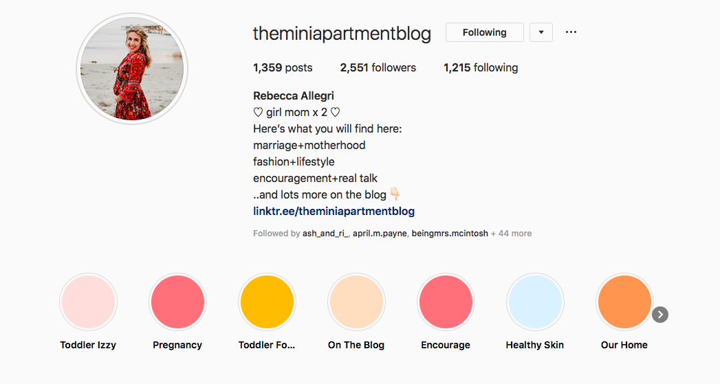 theminiapartmentblog instagram screenshot for time post.png