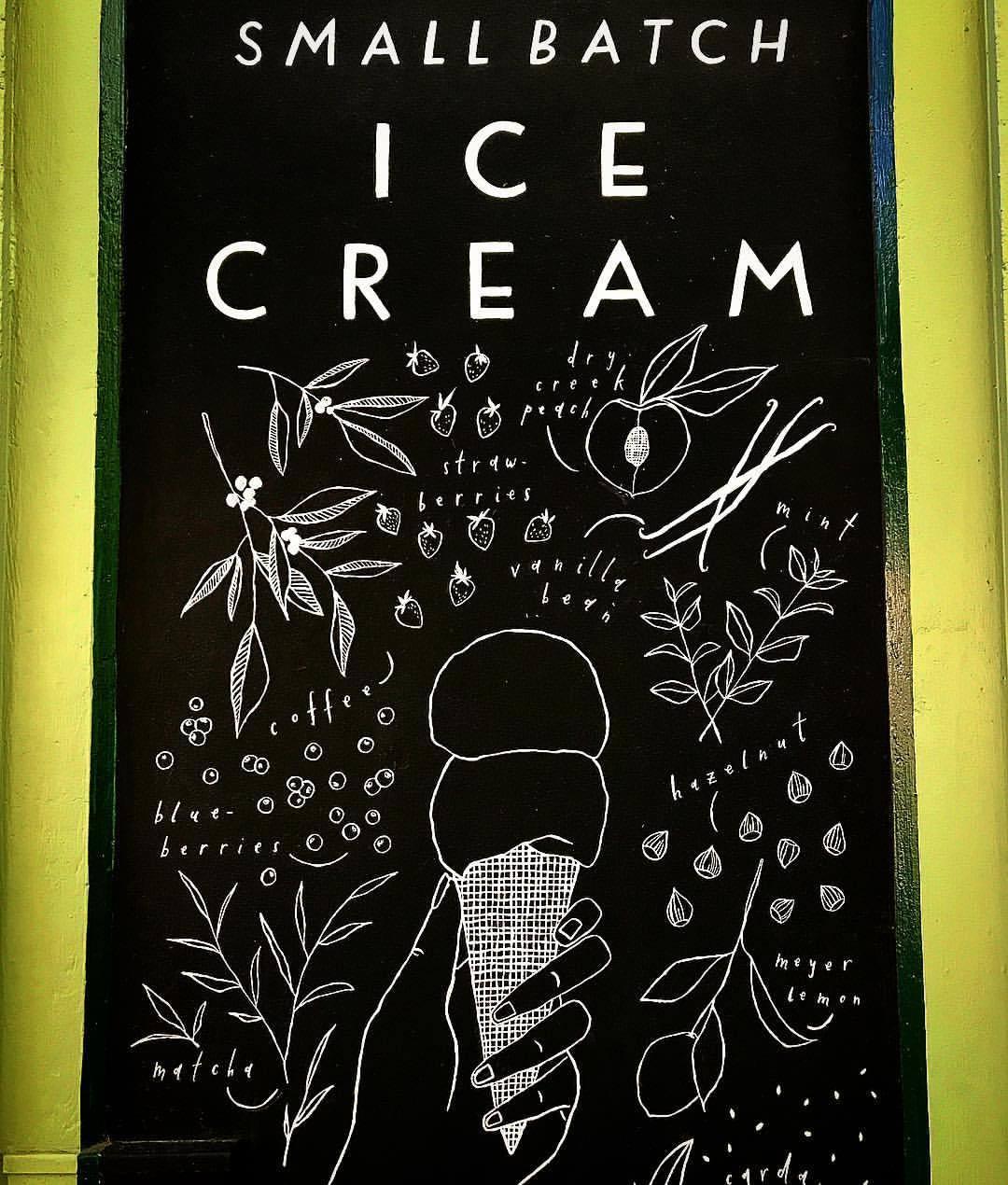 Afternoon affogato.  -  #icecream #handmade #sugarandcaffeine  (at Noble Folk Ice Cream and Pie Bar)