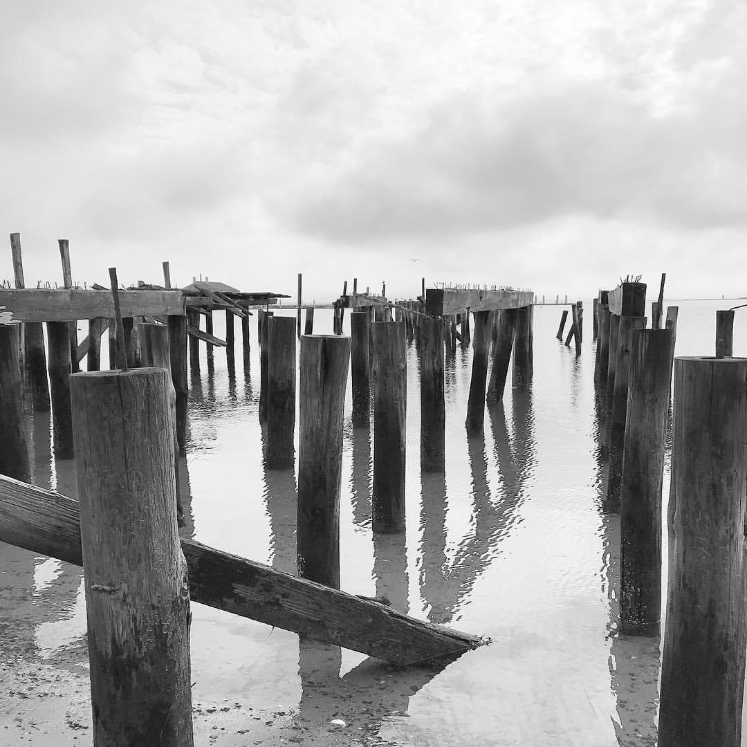The old pier.  -  #massachusetts #capecod #provincetown  (at Provincetown, Massachusetts)
