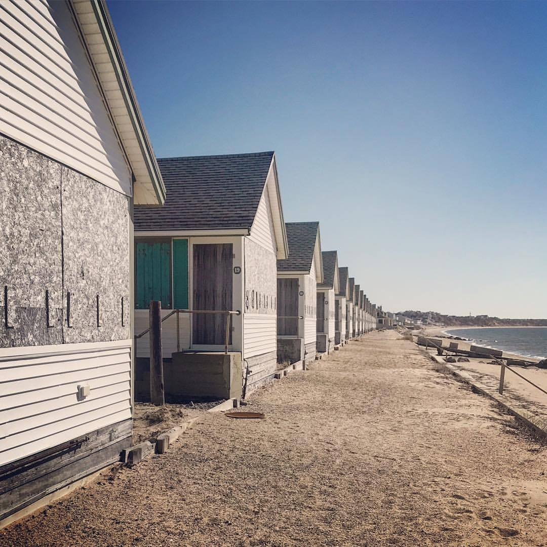 Off-season.  -  #massachusetts #capecod #provincetown  (at Provincetown, Massachusetts)