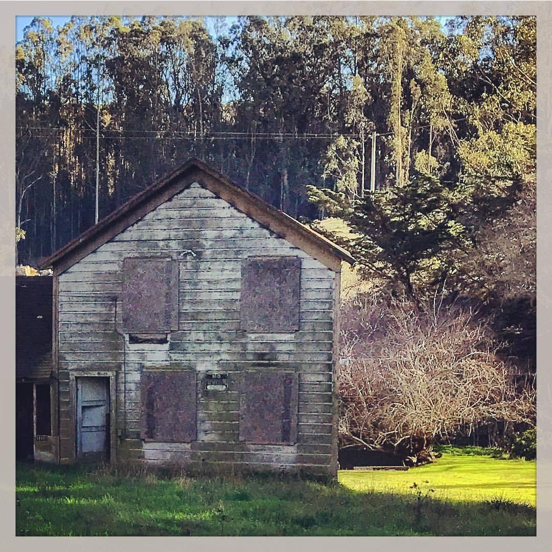 Old Sonoma.  -  #california #sonoma #seducedandabandoned  (at Bodega Bay, California)