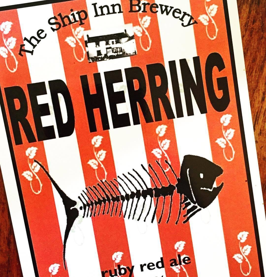 #beer #england #uk #walkingholiday  (at The Ship Inn, Low Newton)