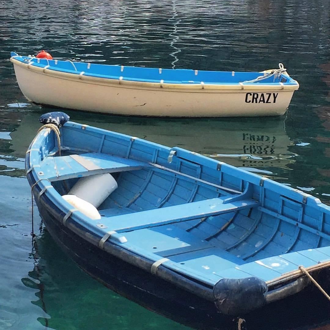 Crazy.  #italy #liguria #portofino #boat  (at Portofino Ligure)