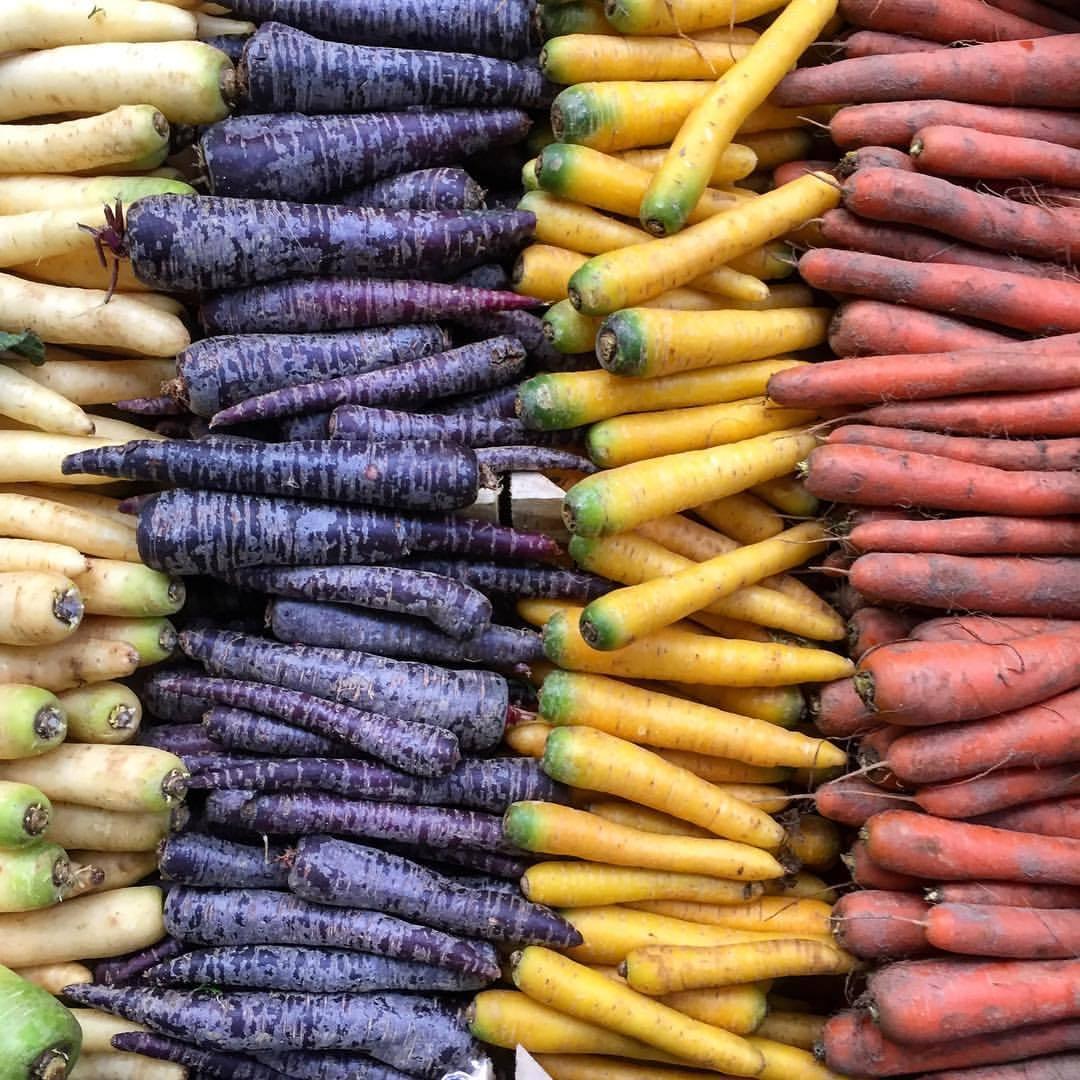 Carrots.  #england #london #vegetables #carrots  (at Borough Market)
