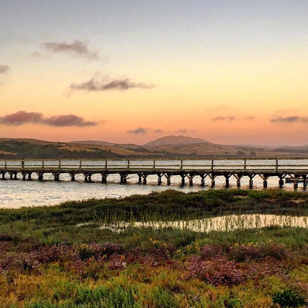 Dusk.  #california #summerroadtrip  (at Point Reyes National Seashore)