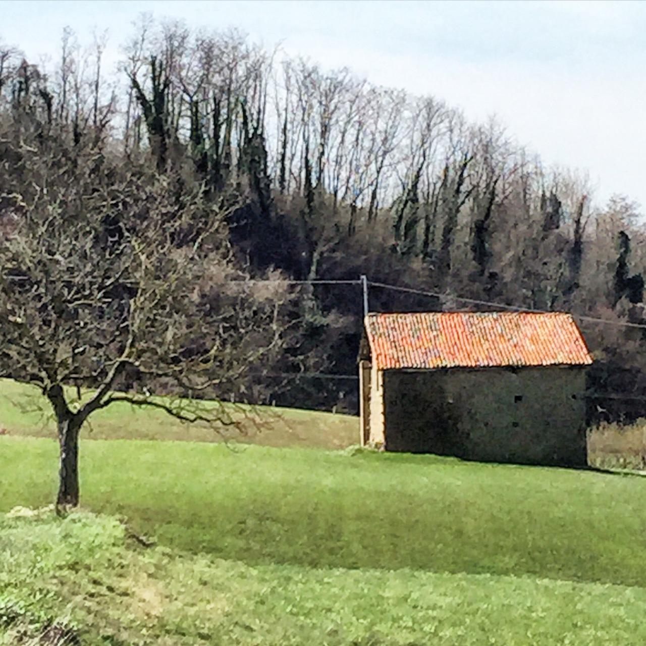 #cabinporn  Piedmont, Italy.