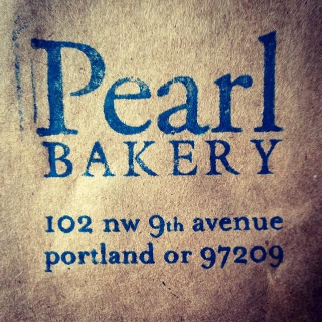 Breakfast buns. (at City of Portland)
