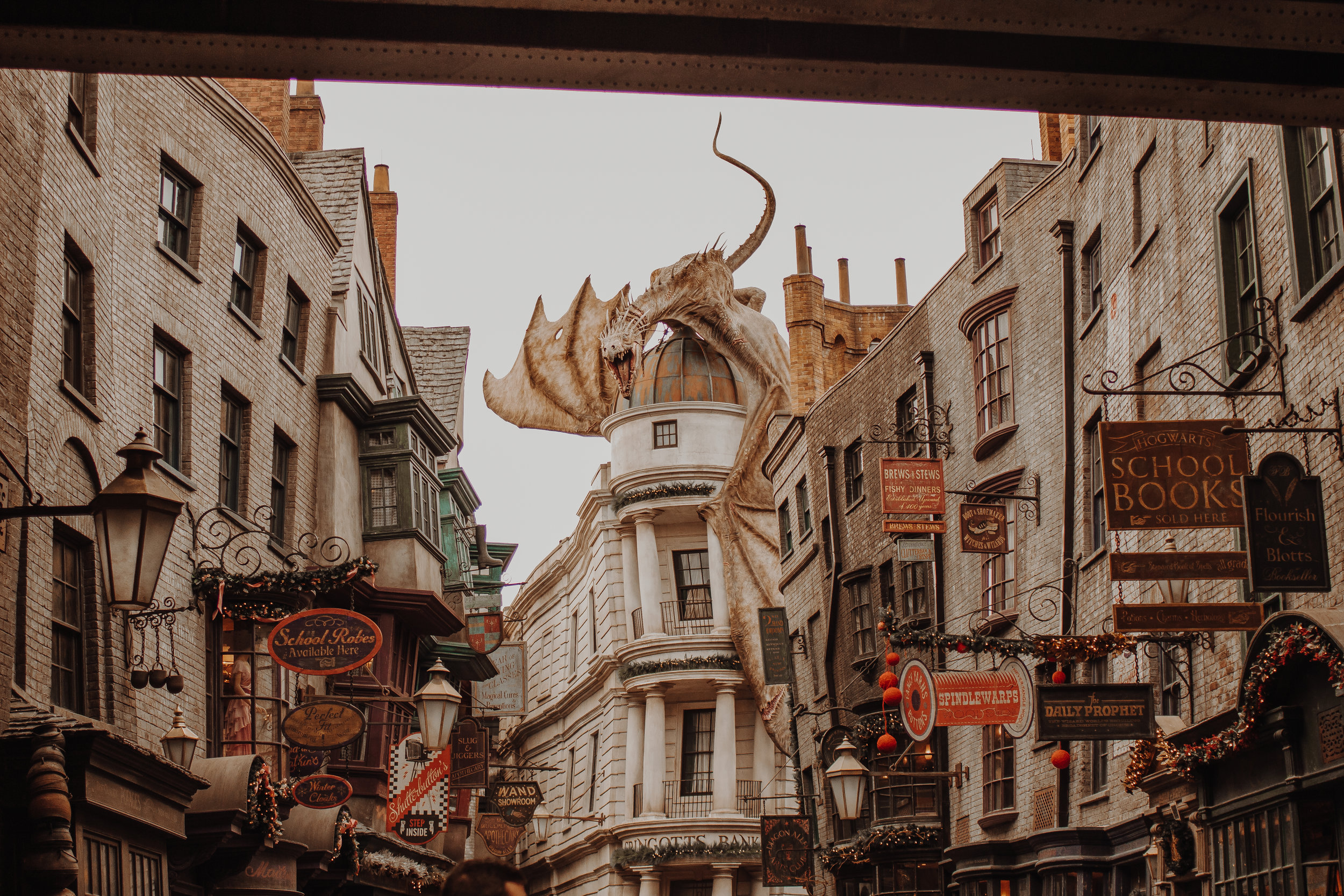 The Wizarding World of Harry Potter™ – Diagon Alley™ - Orlando, FL
