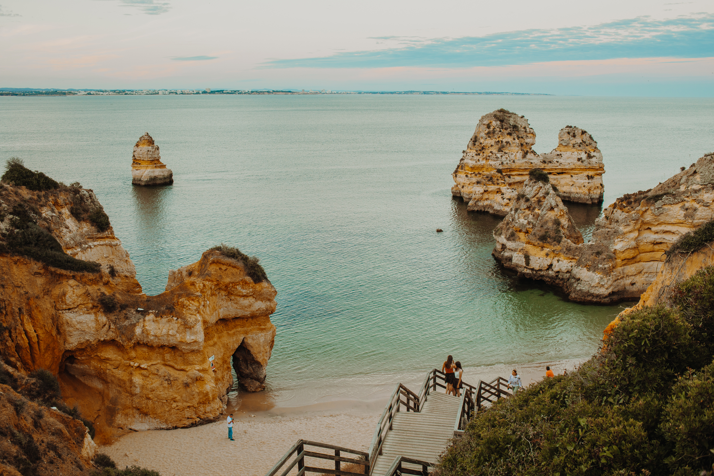 Lagos Portugal: Where to Stay and Beaches to See on the Algarve Coast -