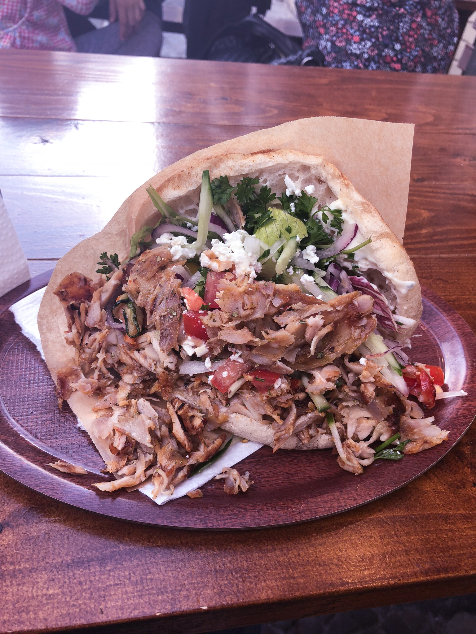 the one, the only: A beautiful döner