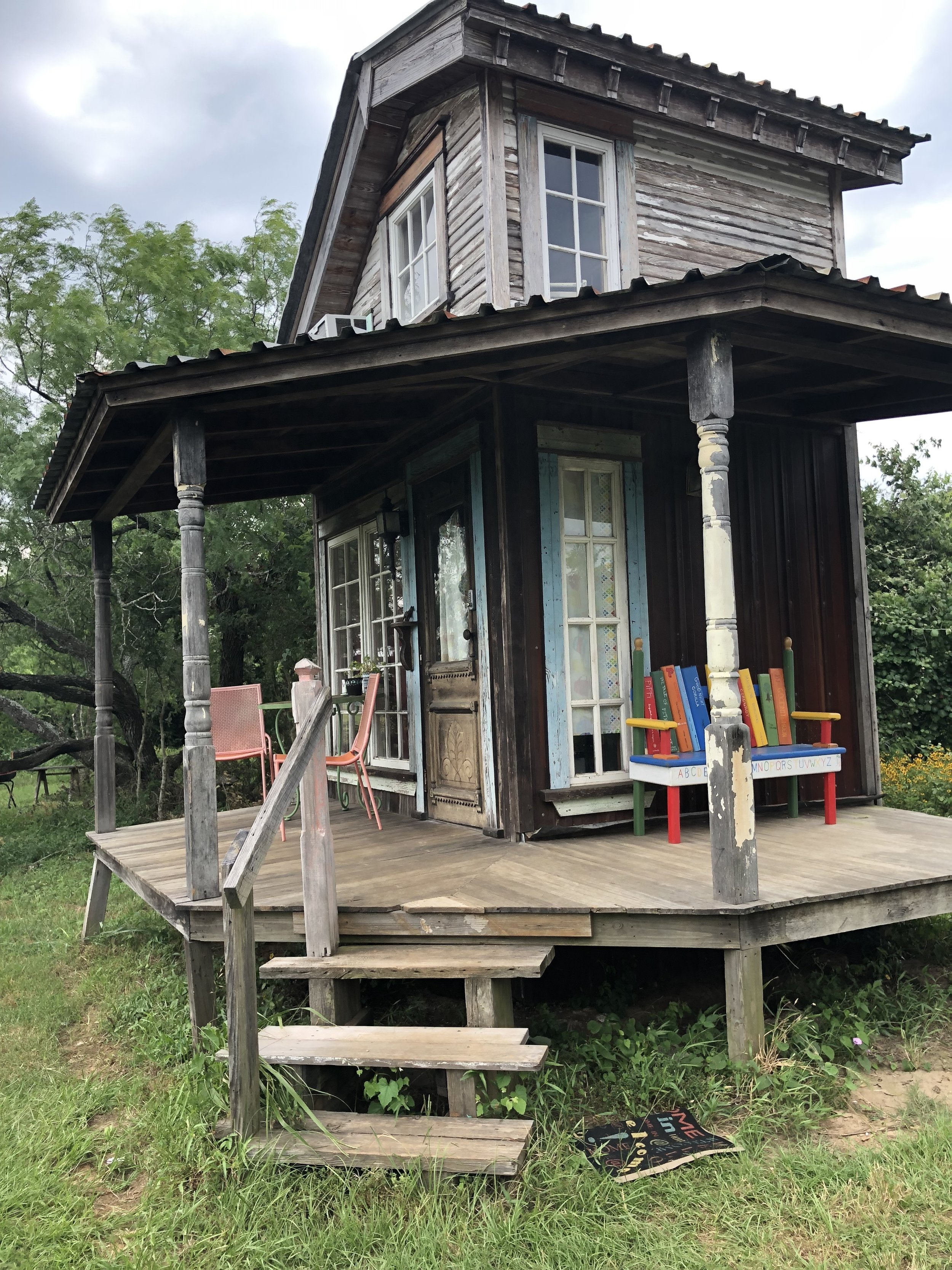 Our tiny house— the Kidd