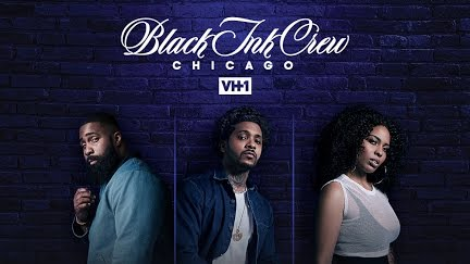Black Ink Crew Chicago VH1