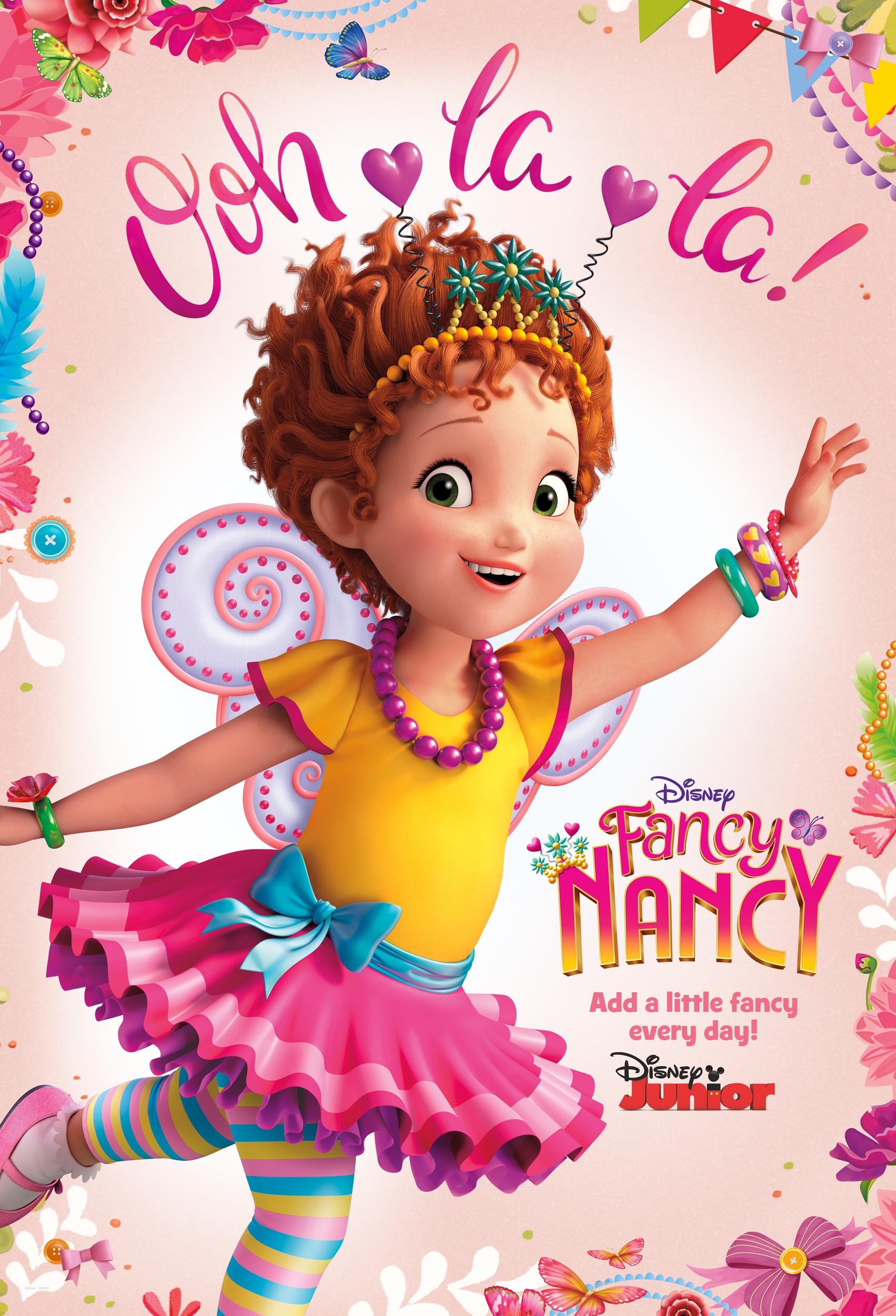 Fancy Nancy (Disney Junior) - Credits: Composer