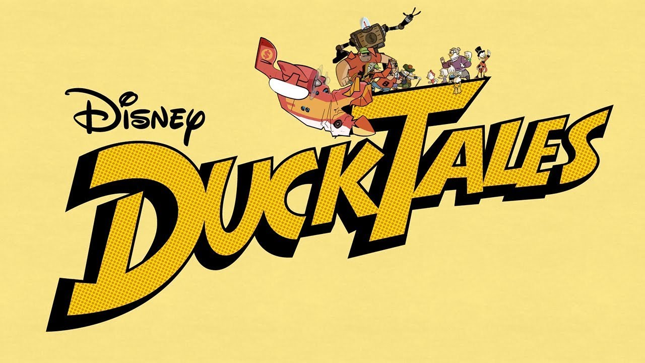 Ducktales (Disney XD) - Credits: Electric Guitar on theme song