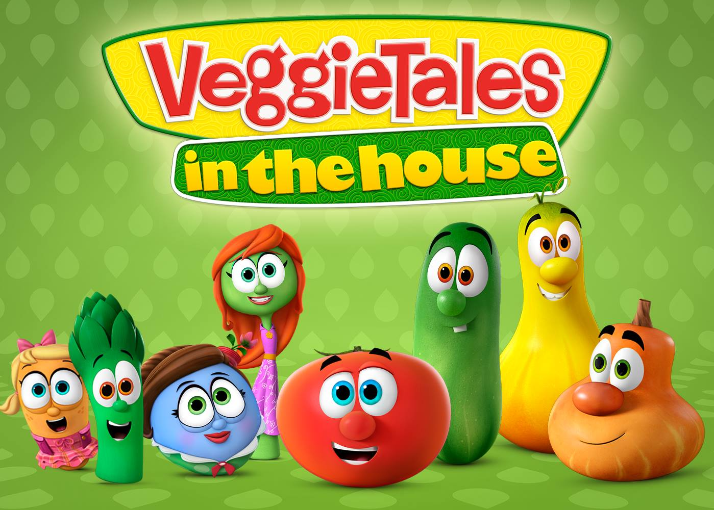 VeggieTales (Dreamworks) - Credits: Electric Guitar on many songs throughout series