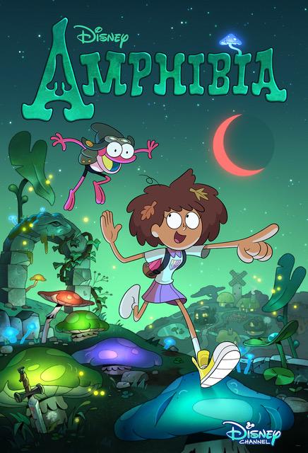 Amphibia (Disney Channel) - Credits: Composer
