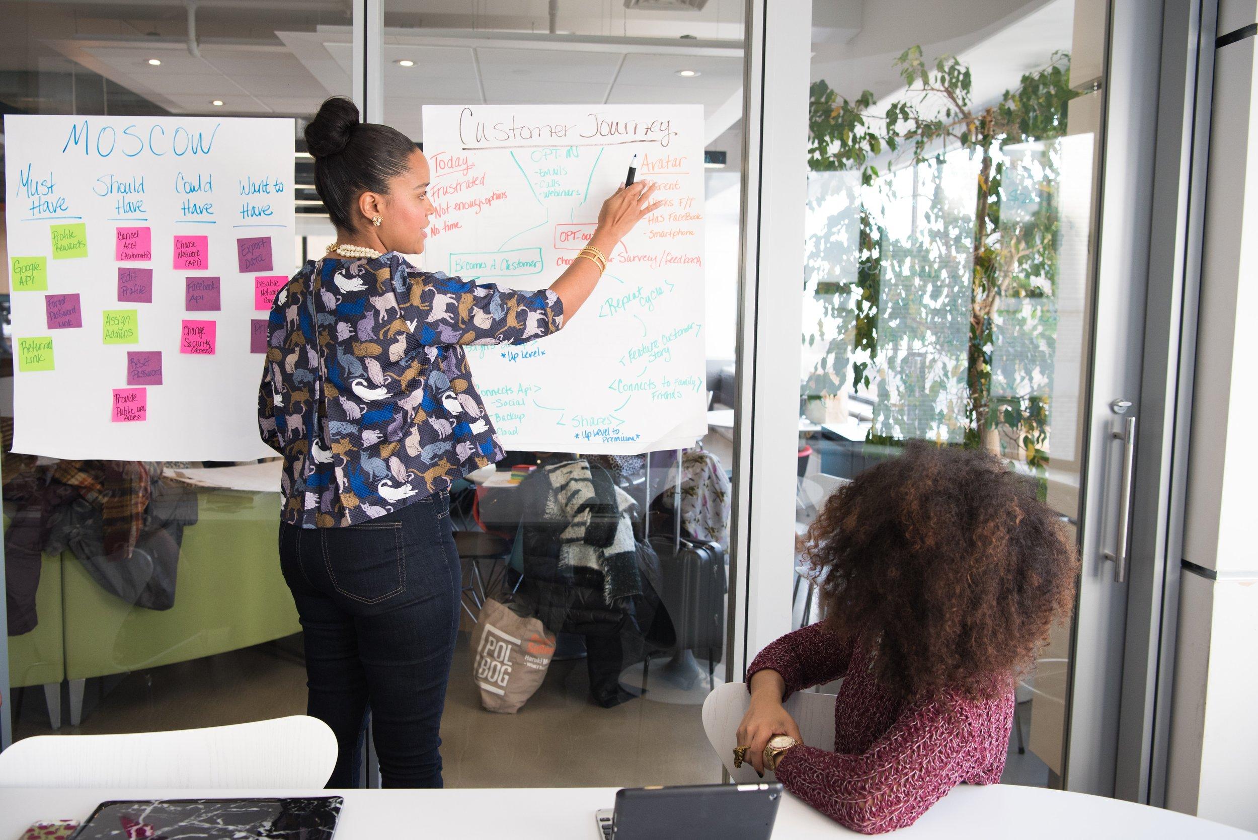 Marketing Consulting Social Media Black women Maryland Baltimore