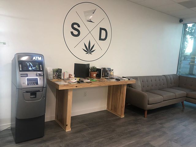 Forget to stop somewhere before coming in? Don't worry, we got you covered 😉💲 #getdialed  _________________________________________ #sundialcollective  #cannabiscommunity #marijuanamovement  #530cannabiscommunity