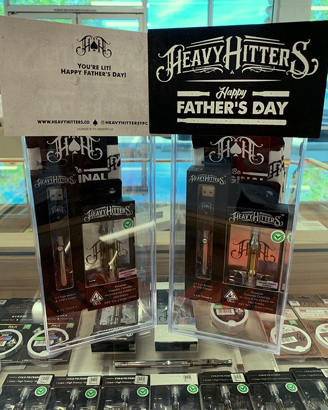 Father's Day is right around the corner! June 16th. Stop by @sundial.redding and snag something great for dad this year!🔥💨 #getdialed  _____________________________________________ #sundialcollective  #cannabiscommunity  #heavyhittersca  #heavyhitters  #530cannabiscommunity