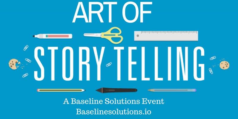 Baseline Solutions Revmarka event: Art of Storytelling