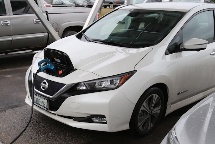 EV Charging - Provide employees and customers with Level 2 or Level 3 electric vehicle charging stations and include optional solar, carport or battery components to offset costs.
