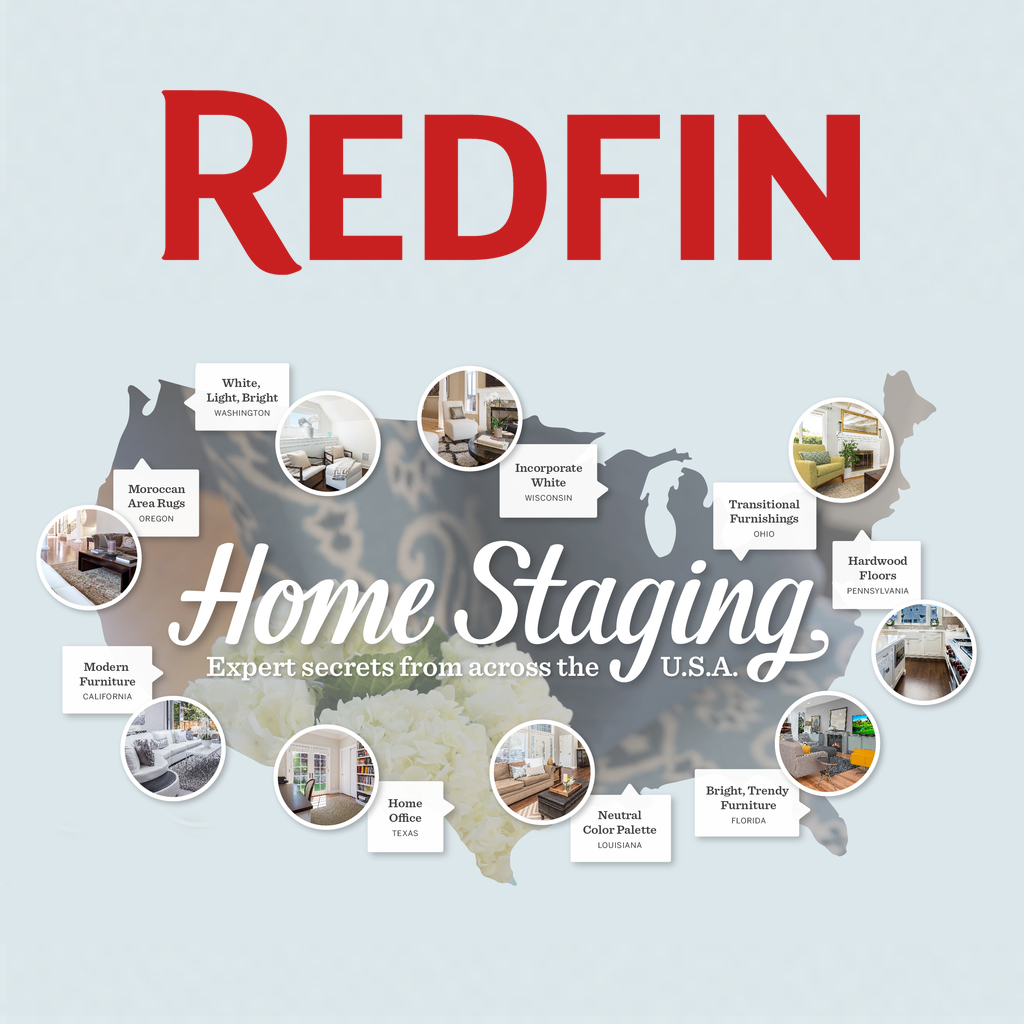 REDFIN TOP 37 STAGERS IN THE USA