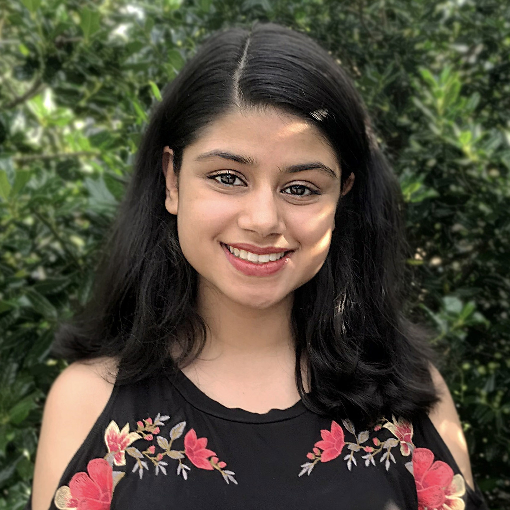 Programming    Hackathon Coordinator   Anushka Dheer is a rising senior at Alpharetta High School, and she aims to become an oncologist.