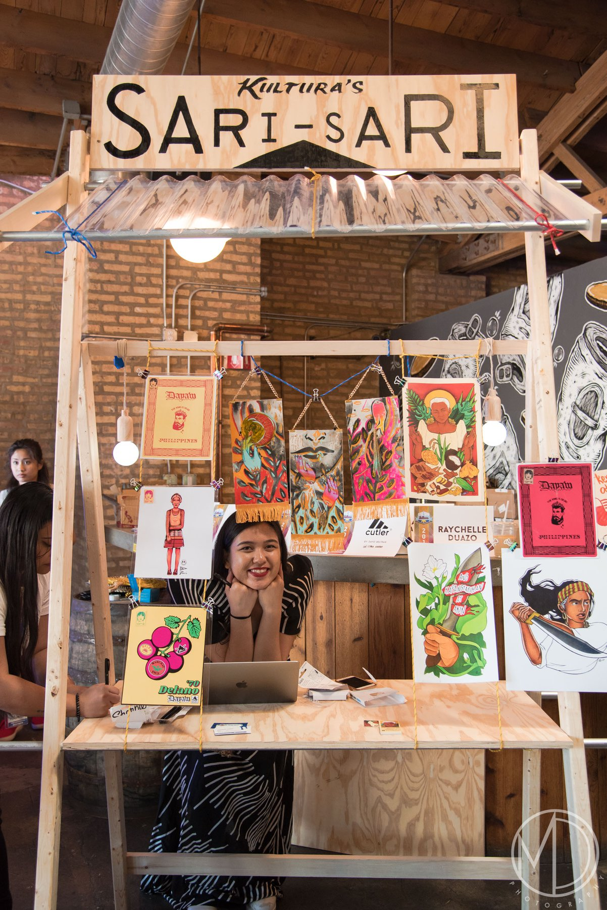 Sari-Sari Pop-Up - Kultura Festival Chicago 2018