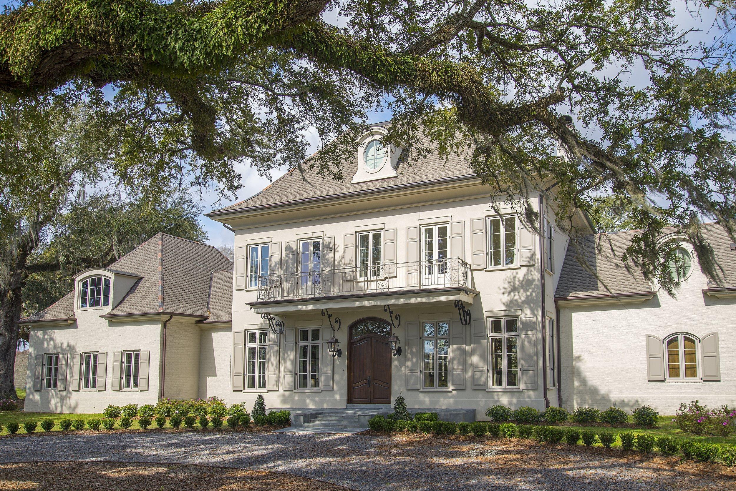 Bayou Teche Residence