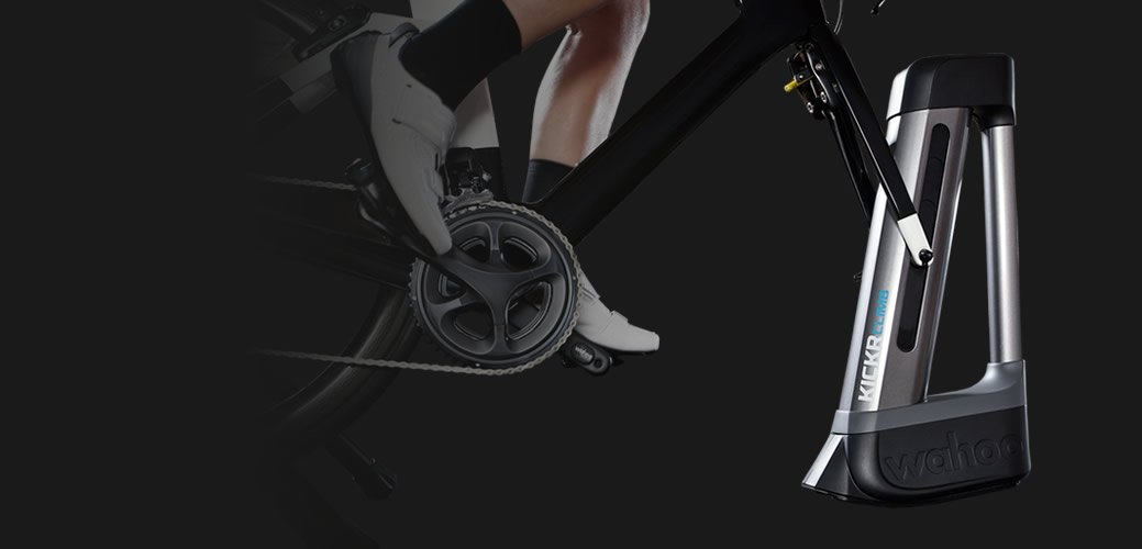 Kickr Climb - THE KICKR CLIMB QUICKLY RAISES AND LOWERS YOUR BIKE TO MATCH ASCENTS OF UP TO 20% AND DESCENTS OF - 10%