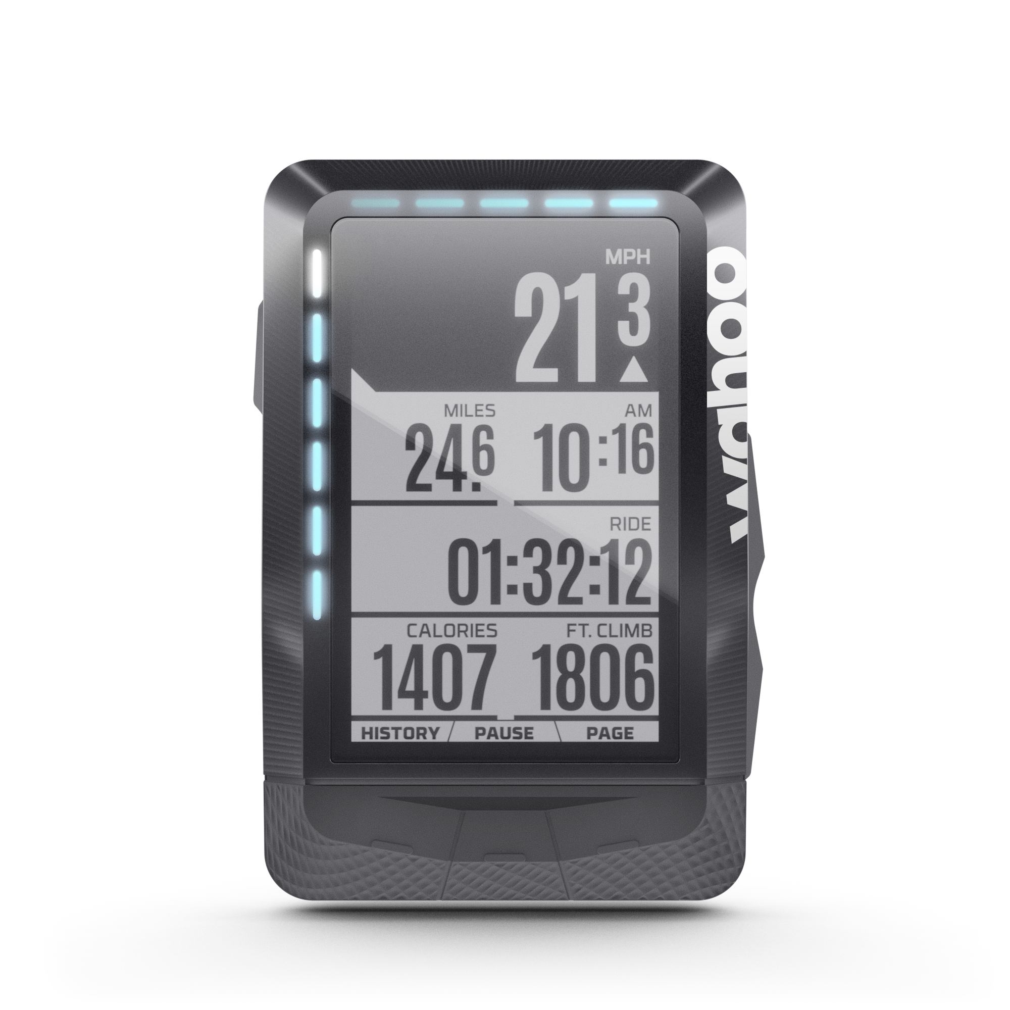 Wahoo Elemnt - Experience the game-changing power and simplicity of ELEMNT - the 100% wireless GPS bike computer that takes the complexity out of using and operating a bike computer while providing all the functionality you need out of any comparative GPS head unit.