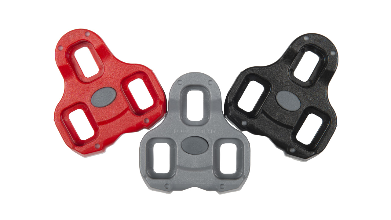 KEO Cleats - The Kéo standard was developed in order to minimize the weight and size of the cleat/pedal ensemble, while remaining compatible with all shoes available on the current market. The entry and the release are secure and work well