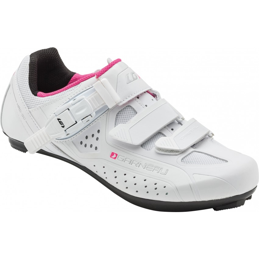 Crystal - The Cristal Cycling Shoes have been specifically engineered for women looking to enhance their race results.