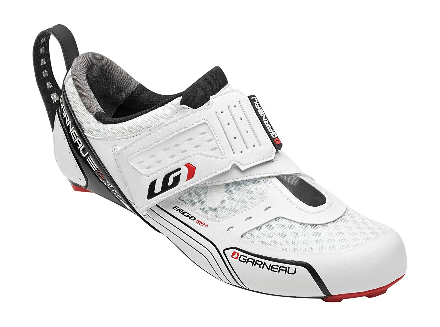 Tri-X Lite II - Here is a high-performance triathlon shoe designed to take you from the first to the second transition zone as fast as possible. The brand-new Tri X-Lite II is stiffer and its hook and loop fasteners won't loosen after 5 km of riding.