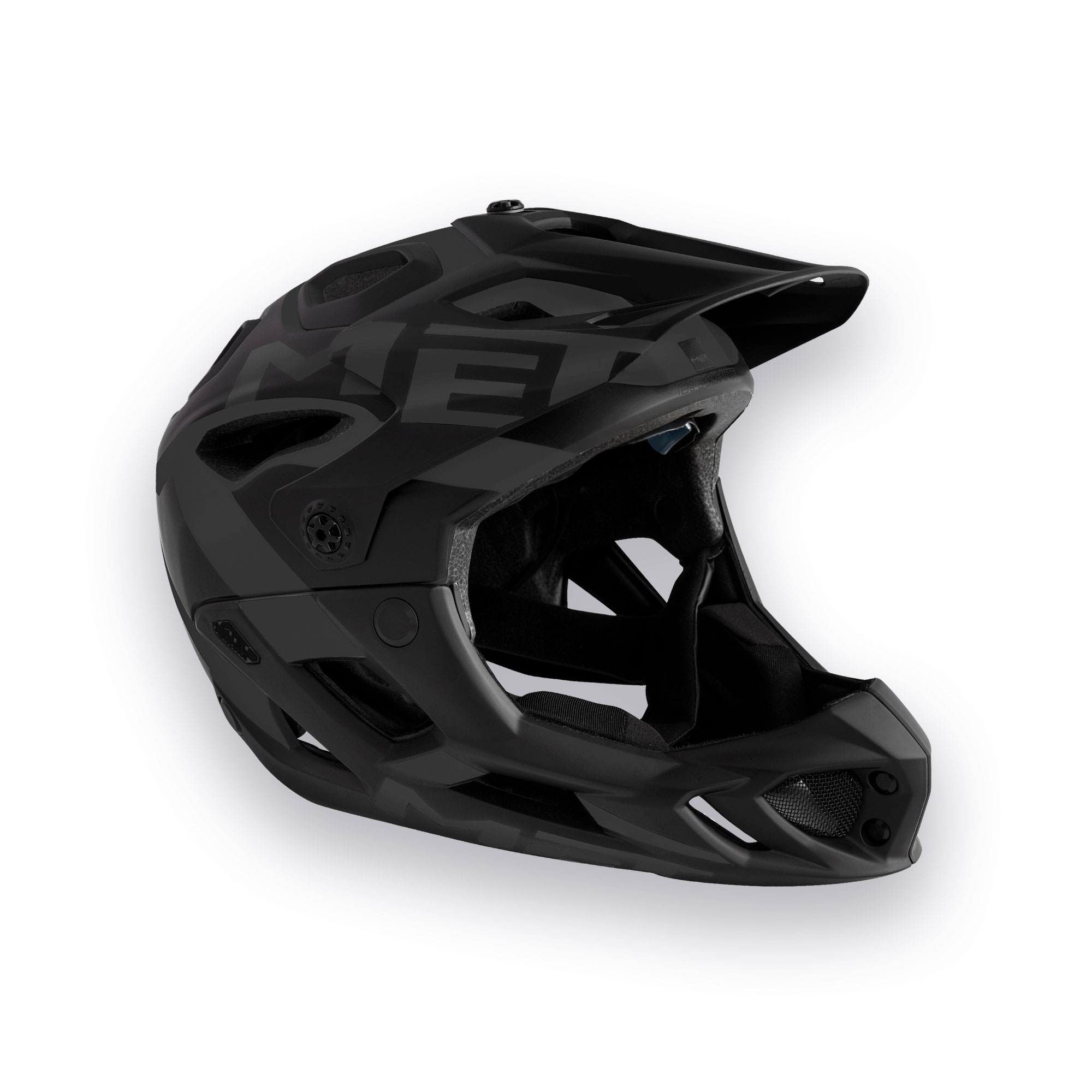 Parachute - Parachute is the trailblazer for a new category of helmets purpose-built for Enduro mountain biking.It combines the protection of a full face helmet with low weight, high ventilation and comfort.