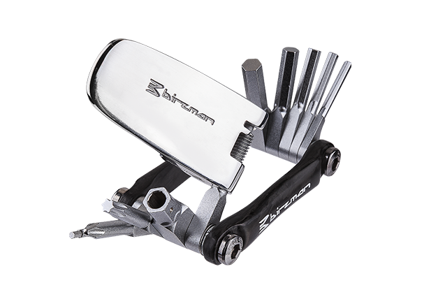 Feexman Cicada 10 - This multitool is highly durable while being super lightweight thanks to the high quality alloys used together with its carbon side plates and CNC machined bits.