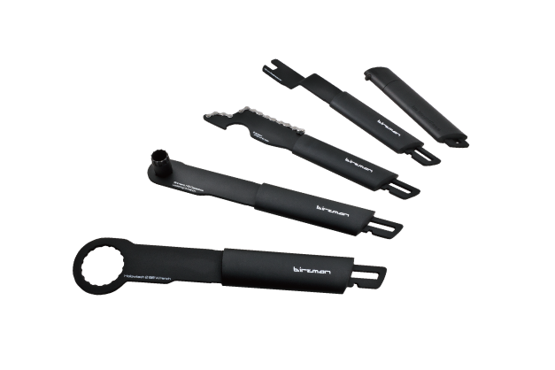 Specialist 4pcs Wrench Set - The Specialist Wrench design utilizes a simple yet ergonomic shape, in concert with hard wearing material ( Cro Moly Steel and TPR) to create a highly functional, durable and attractive design.