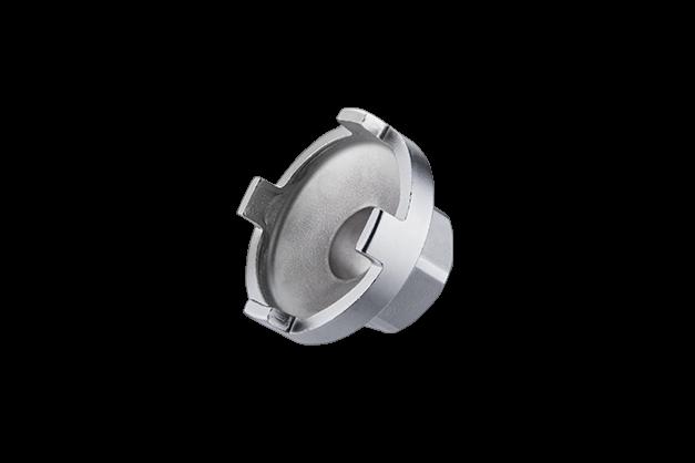 1x Freewheel Socket - 1/2