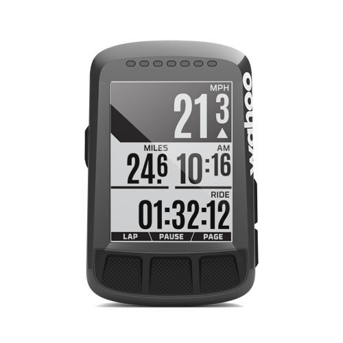 Wahoo Elemnt Bolt - Created in collaboration with the best minds in cycling aerodynamics, ELEMNT BOLT offers the power and simplicity that originated with ELEMNT in a race worthy design proven to shave seconds off finish times.