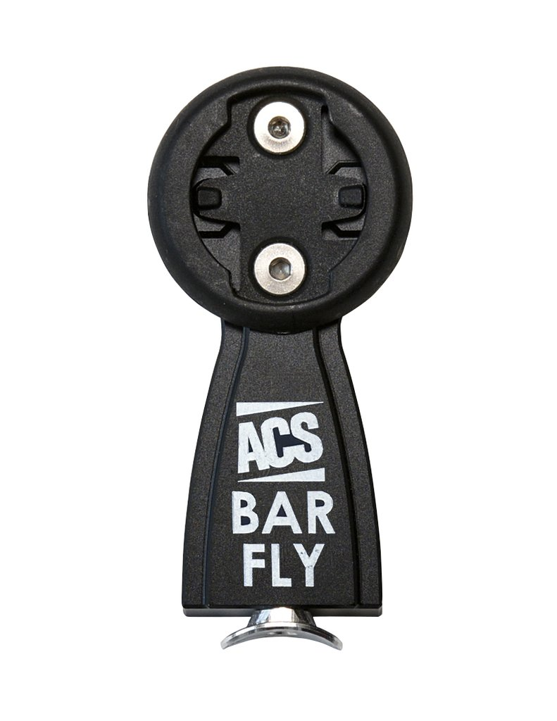 Bar Fly Direct Mount - Bar Fly Direct MAX Stem Mount is the answer for non-round bars that will not accommodate round clamps. 7075 aluminum is CNC machined to a minimalist mount that bolts directly to select stem face plates. The Direct Max comes with 7 computer heads, will fit the largest computers, and has an adjustable view angle.