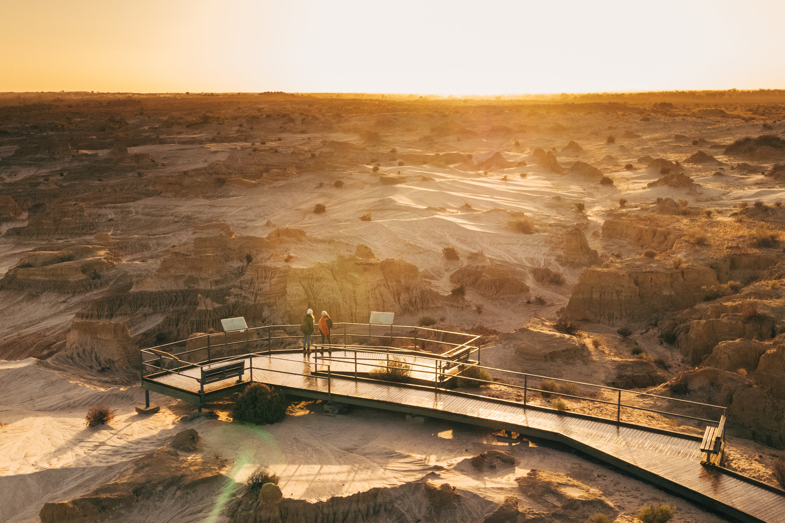 NSW National Parks | Mungo Heritage -