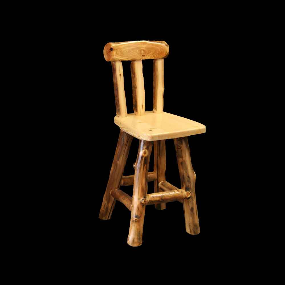 Aspen Barstool with Back