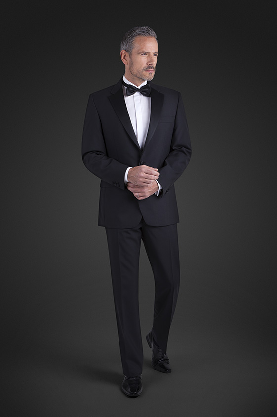 Evening Wear - It may not be every day the need for an evening suit beckons. However on those occasions where only the most formal attire will suffice, you will find a full selection to choose from.
