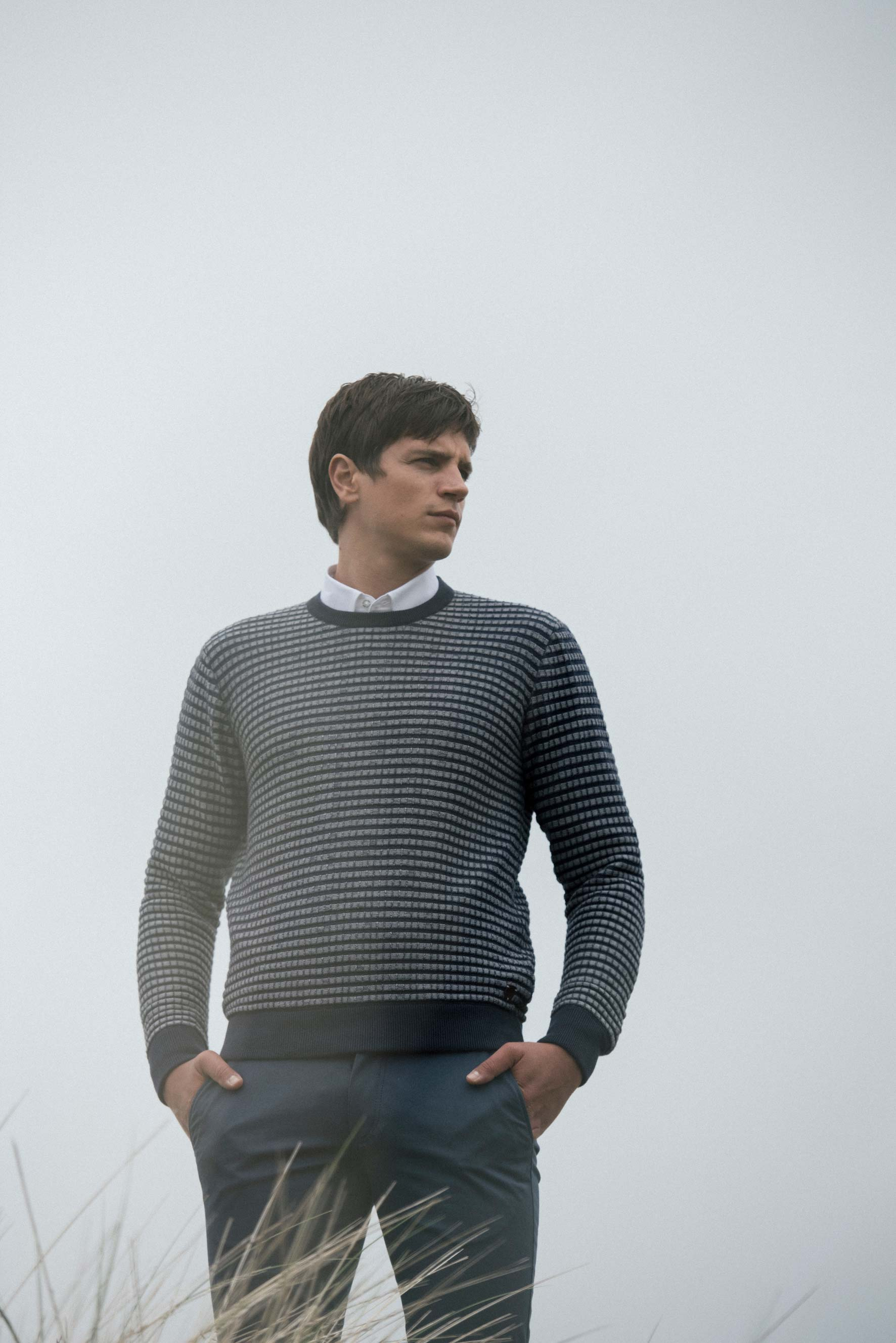 Knitwear - You can never have too much knitwear. Our collection includes every style you could. With styles ranging from zip throughs and v-necks to rollnecks and sweats, you'll be covered for all occasions, whether it's a chunky cardigan, or a lightweight crew neck for those warmer days.BARBOUR | GABICCI | GANT | FYNCH HATTON