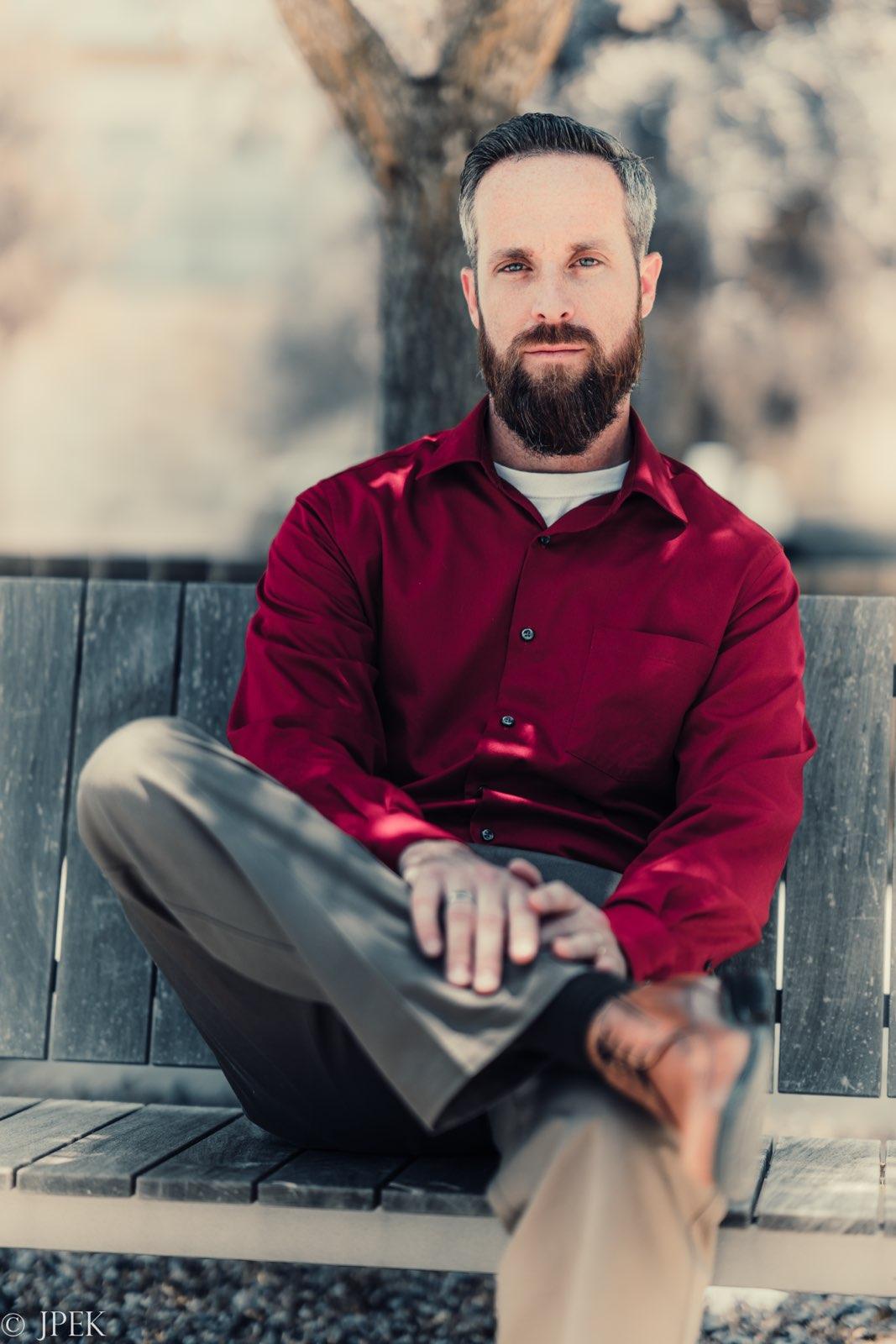 Chad Pettit Author Photo