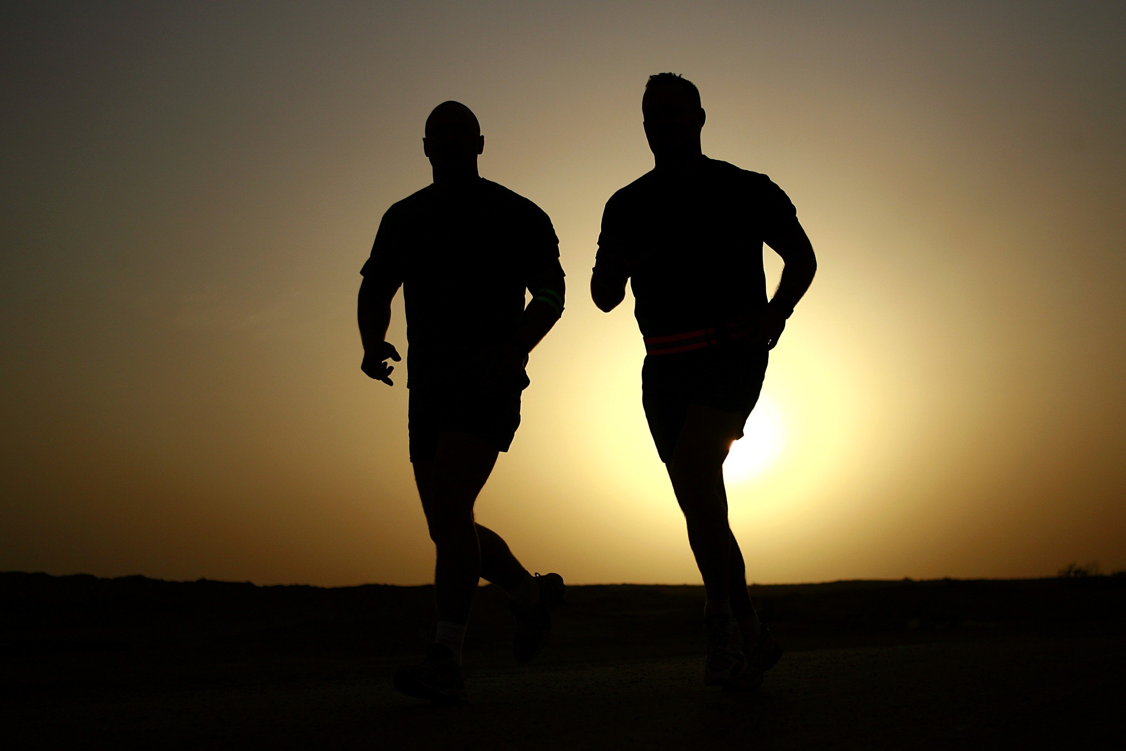 Becoming Mighty men of God -