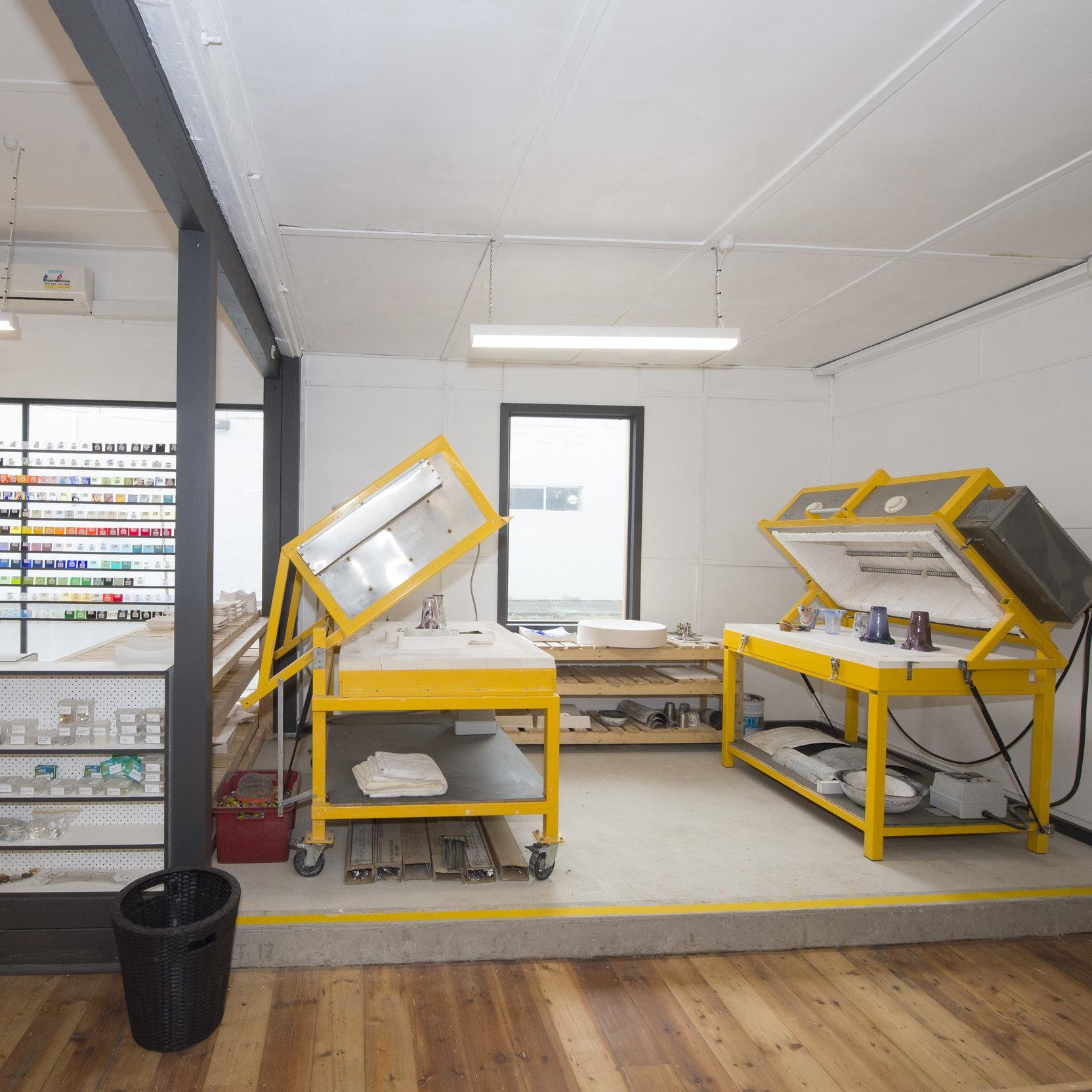 Studio 1 Leadlight By Ettore
