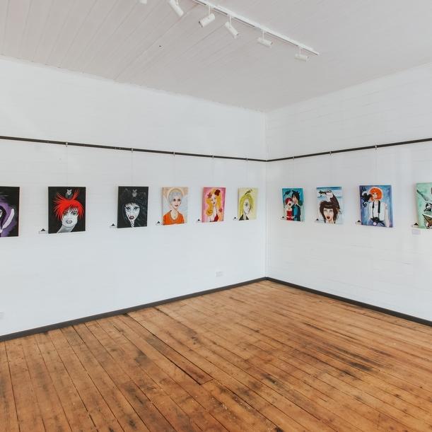 Lynette Joy Exhibition
