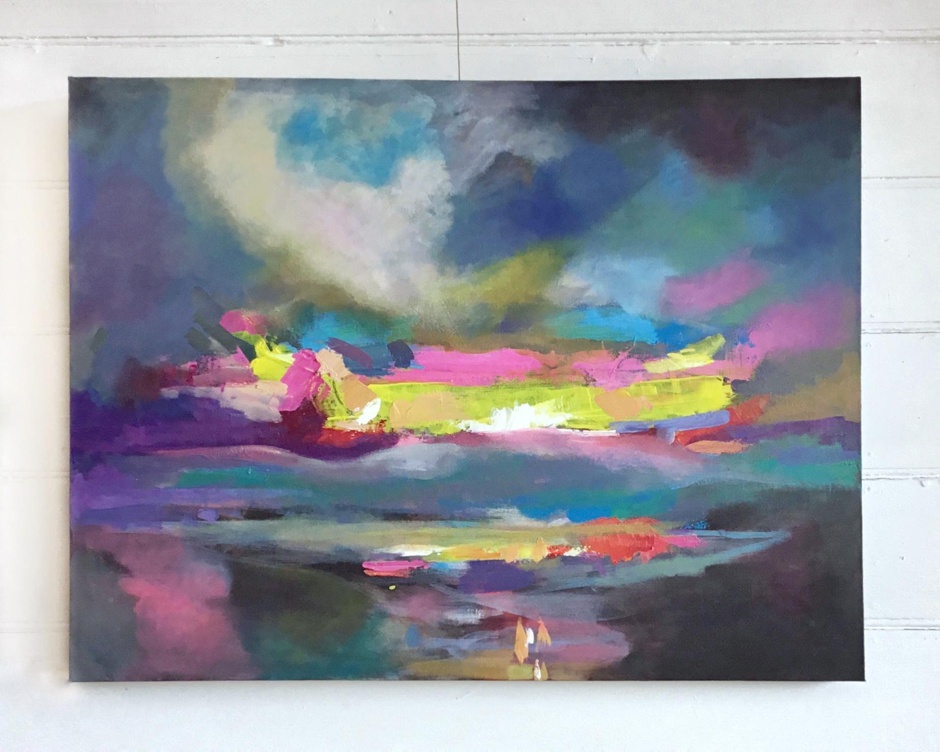 Faith - Oil on Canvas - Storm Seas.png