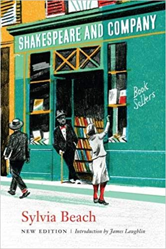 Shapespeare and Company by Sylvia Beach.jpg